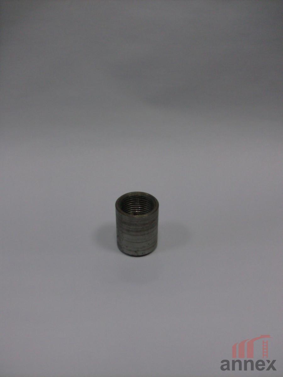 Муфта приварная под  манометр М20х 1,5